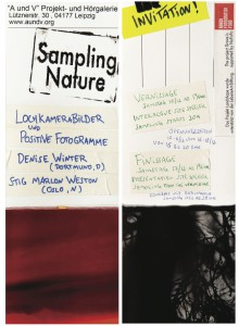 sampling nature